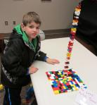 The Lego Picture Tower